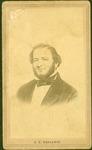 Judah P. Benjamin Carte de visite
