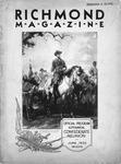 Program of the 42nd Annual Confederate Reunion, Richmond, June, 1932, 76 pages