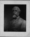 copy print of painting of Robert E. Lee in general's uniform