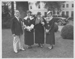 W.Va. Gov. herman G. Kump & family at Greenbrier Hotel, 1933