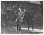 Mrs. Gould Shaw at White Sulphur Springs, W.Va., 1934