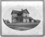 Residence of E. O. Carter, Central City, W.Va. (near Huntington)