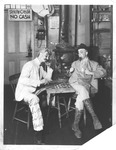 Autographed photo of Lum and Abner, 1933