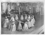 Southern ball at the Greenbrier Hotel, 1935