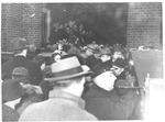 O. O. McIntyre's funeral, 1938