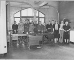 HUPCO staff, 1939
