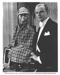 Edgar Bergen (right) and Charlie McCarthy in