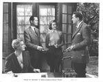 Movie photo of Robert Montgomery, Ingrid Bergman, George Sanders
