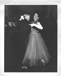 Duke & Duchess of Windsor dancing at the Greenbrier, 1953