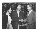 Golfer Ben Hogan with the Duke & Duchess of Windsor, 1953