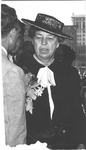 Eleanor Roosevelt, 1956