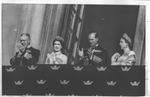 Queen Elizabeth and Prince Phillip, 1956
