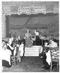 New Orleans dinner, Greenbrier Hotel, Norma Roman, dancer, Aug. 1941