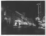 4th Avenue, Huntington, W.Va., Christmas 1946