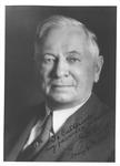 Autographed photo of J. Harvey Long, 1948