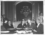 Senators Neely and Taft, 1950