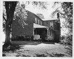 Horace Martin house in 1952