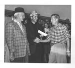 Golfer Sam Snead with the Duke of Windsor, 1953