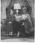 Jane Morgan and Eve Arden (right) from