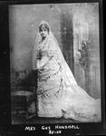 Mrs. Gus Honshell, bride