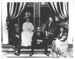President William Howard Taft and family