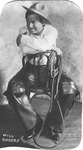 Actor and cowboy star Will Rogers