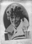 Pilot Amelia Earhart, ca. 1930's