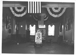 W.Va. Democratic party headquarters, either 1936 or 1940 election