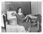 Actress Greer Garson, ca. 1941-45