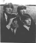 The Beatles: George, John, Paul and Ringo, ca. 1960's