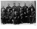Huntington Police Dept, early 1900's