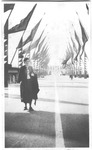 Constance Enslow at the Chicago World's Fair, 1933