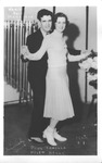Paul Innella & Helen Kelly, Vanity Fair Marathon dance, Huntington, 1933