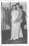 Pat & Harriet Stapleton, Vanity Fair Marathon dance, Huntington, 1933