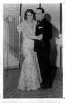 Jimmy Mullete & Frances Leonard, Vanity Fair Marathon dance, Huntington, 1933