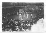 Dance floor, Vanity Fair Marathon dance, Huntington, 1933