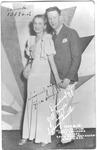 Jill Hayes & Sydney Smith, Vanity Fair Marathon dance, Huntington, 1933