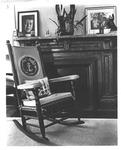 John F. kennedy rocking chair, White House