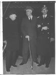 Pres. Franklin Delano Roosevelt with Winston Churchill, ca. 1940