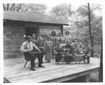 Performers at 20th American Folk Song Festival, 1950