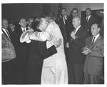 Jennings Randolph and Lyndon B. Johnston, 1960