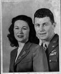 Chuck Yeager and unidentified woman