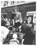 LBJ political campaign in Huntington, W.Va., 1960
