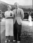Gould and Sheila Shaw, 1934
