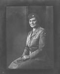 Catherine Bliss Enslow in uniform, 1942