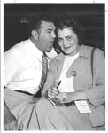 Catherine Bliss Enslow with Jack Dempsey