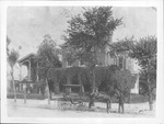 E. B. Enslow home, corner of 3rd Ave & 13th St., ca. 1890