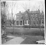 E. B. Enslow home, 3rd Ave & 13th St, viewed from 13th St.