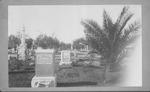 Grave of Andrew Jackson Enslow, Santa Monica, Calif.