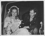 Lt. & Mrs. Alexander Fulton Marshall, Jr.
